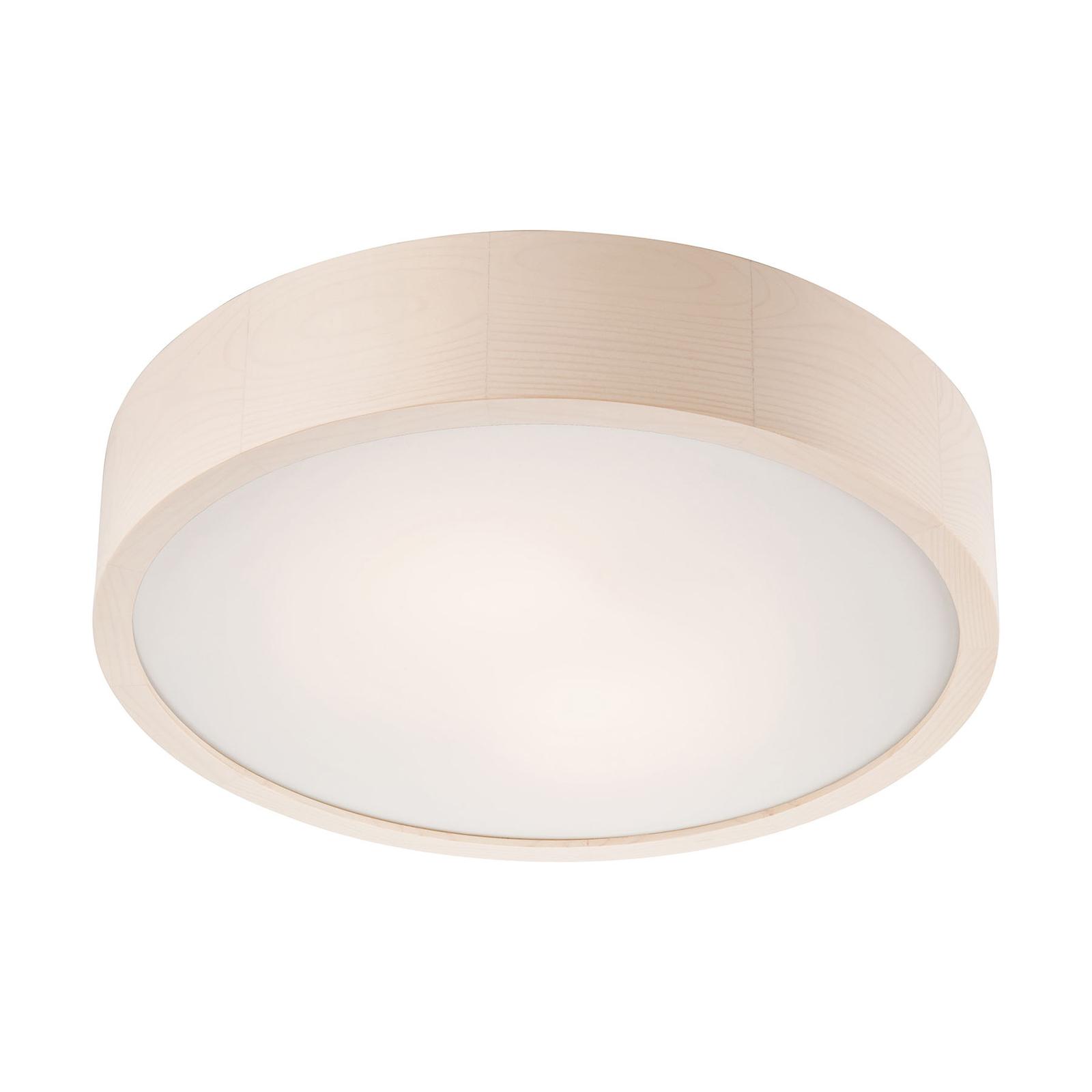 Deckenlampe Kerio, Ø 37 cm, weiß