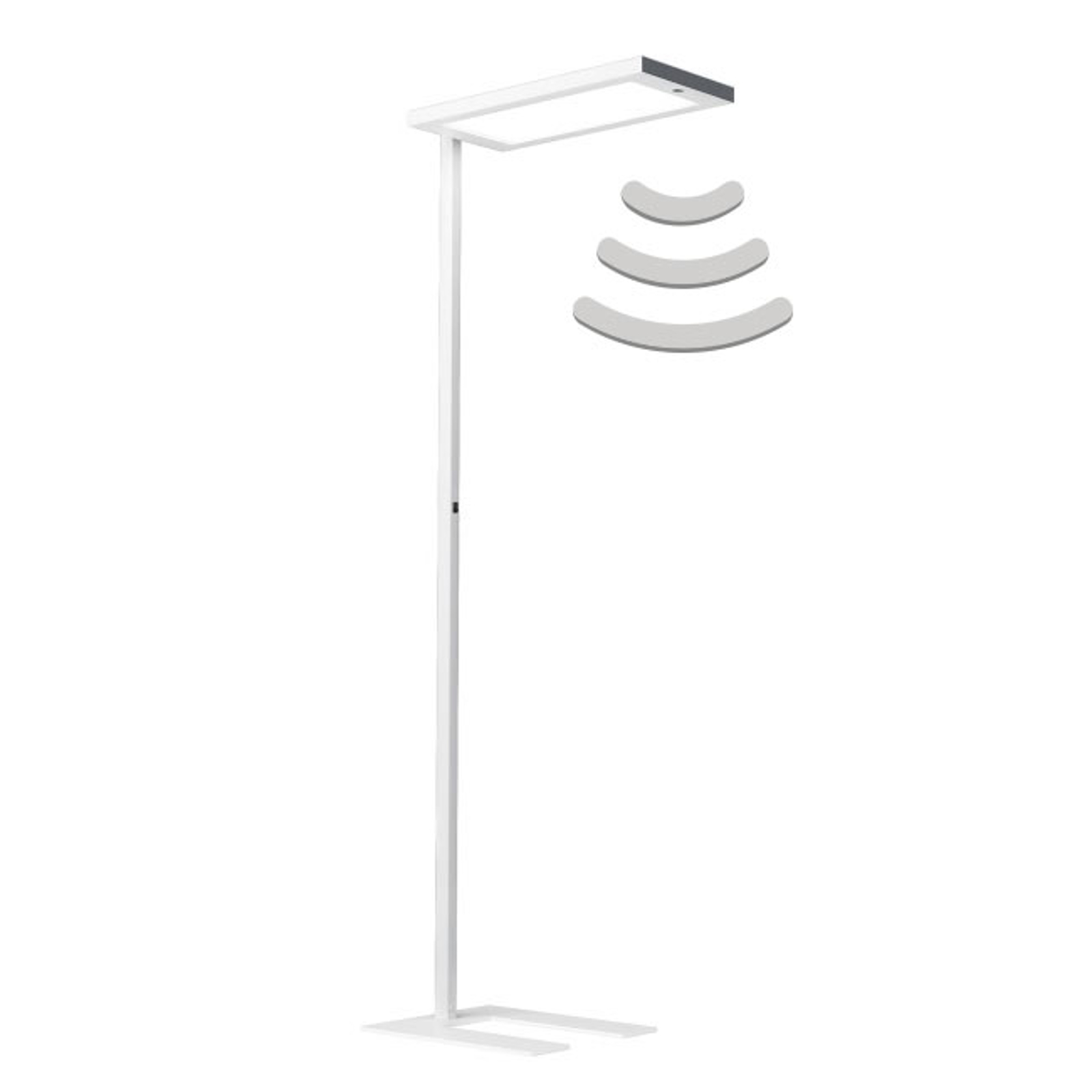 Lampadaire LED Dotoo.Free DFS 13000 840/R