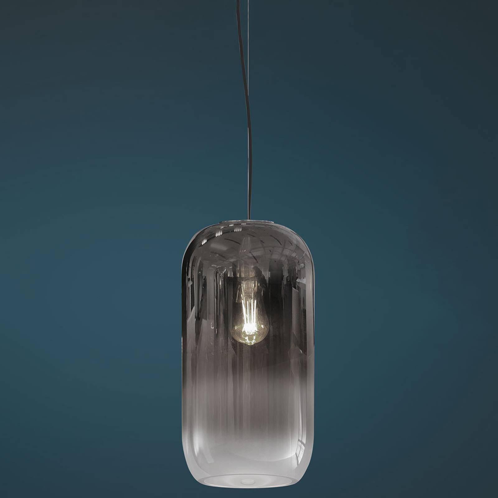 Artemide Gople lampada a sospensione, argento