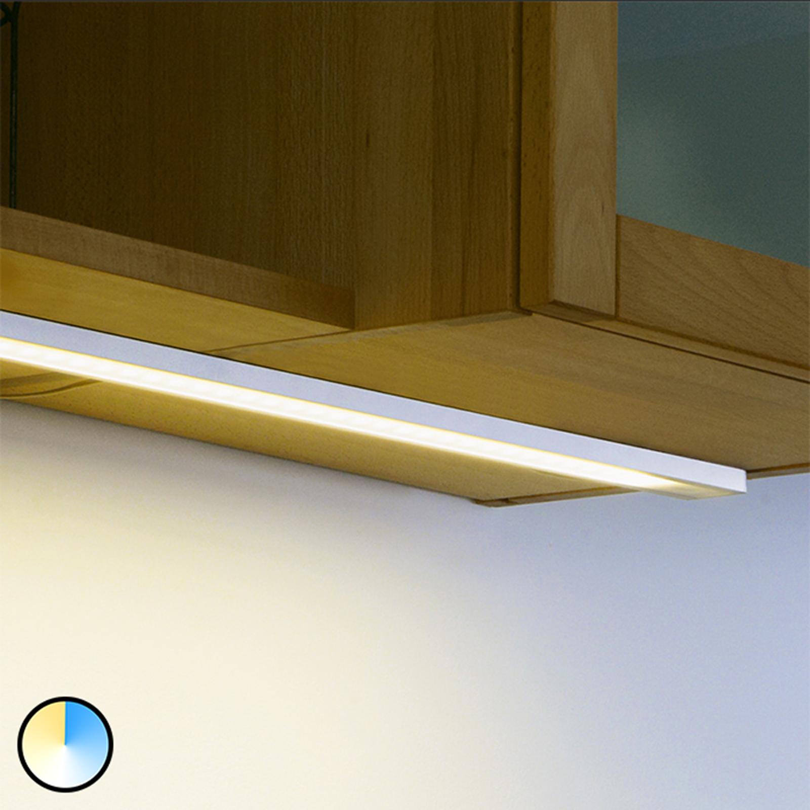 Dynamic utenpåliggende LED-lampe Top-Stick, 45 cm