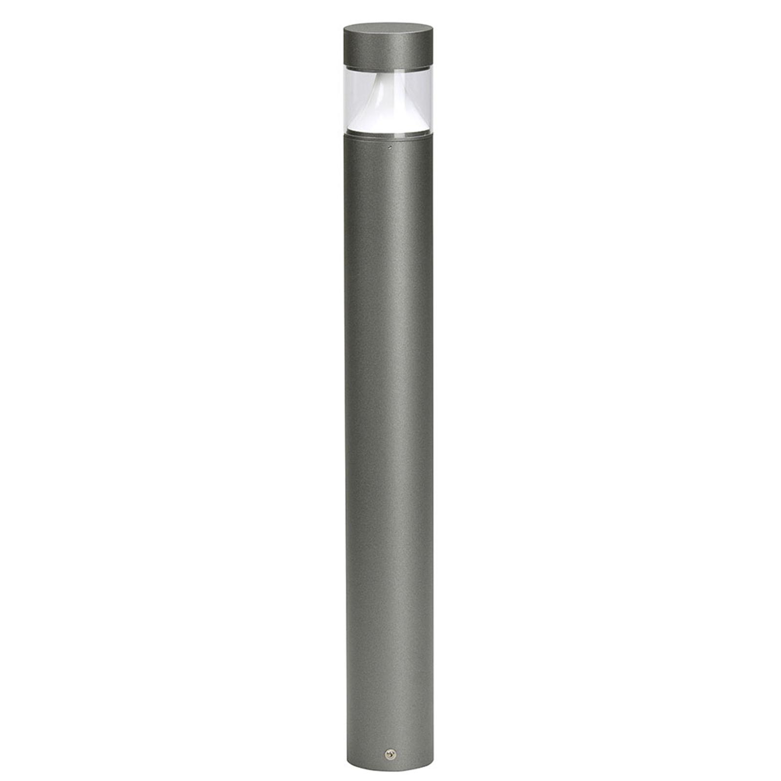 Lampione LED 2295, antracite/trasparente