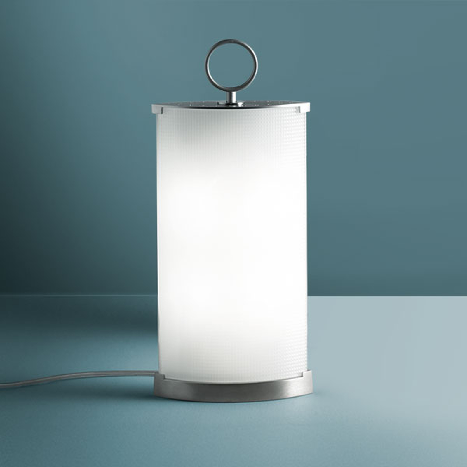 Lampe à poser moderne Pirellina 39 cm