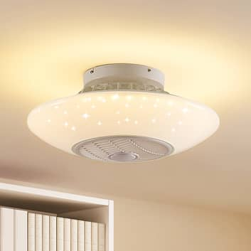 Lindby Koray LED plafondventilator