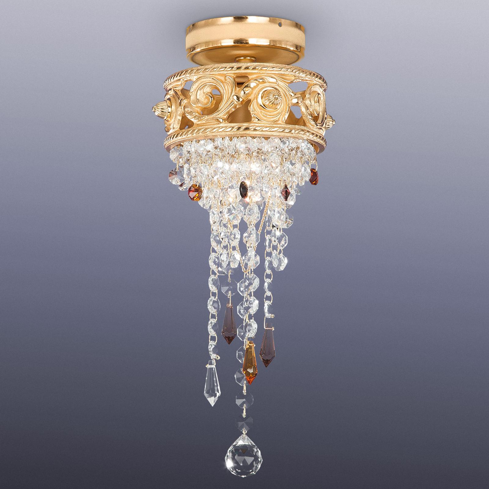 Krystall-taklampe San Petersburgo, 14 cm