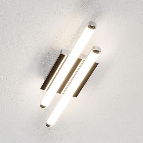 LED-Deckenleuchte Street 2-flg.