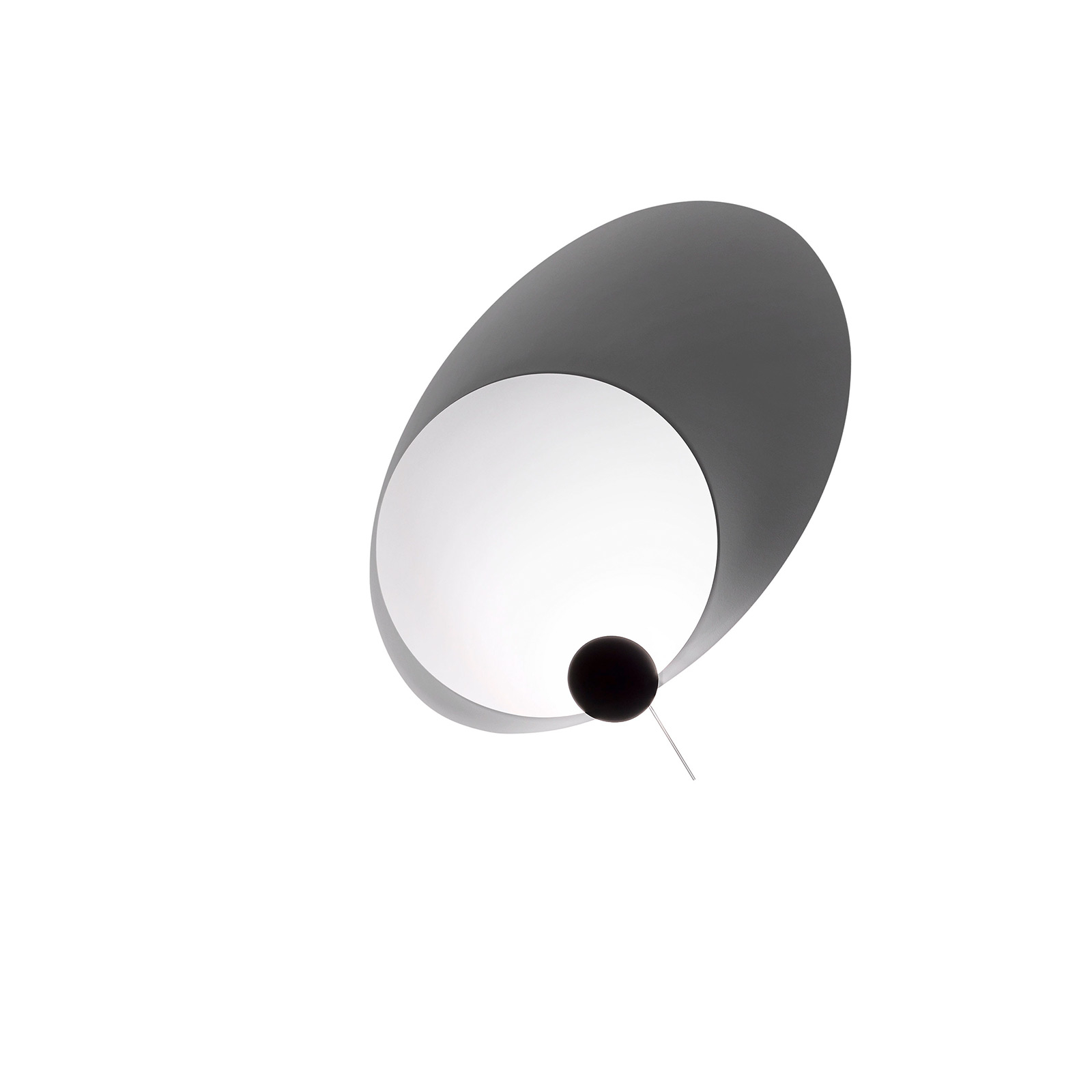 Ingo Maurer Eclipse Ellipse LED wandlamp