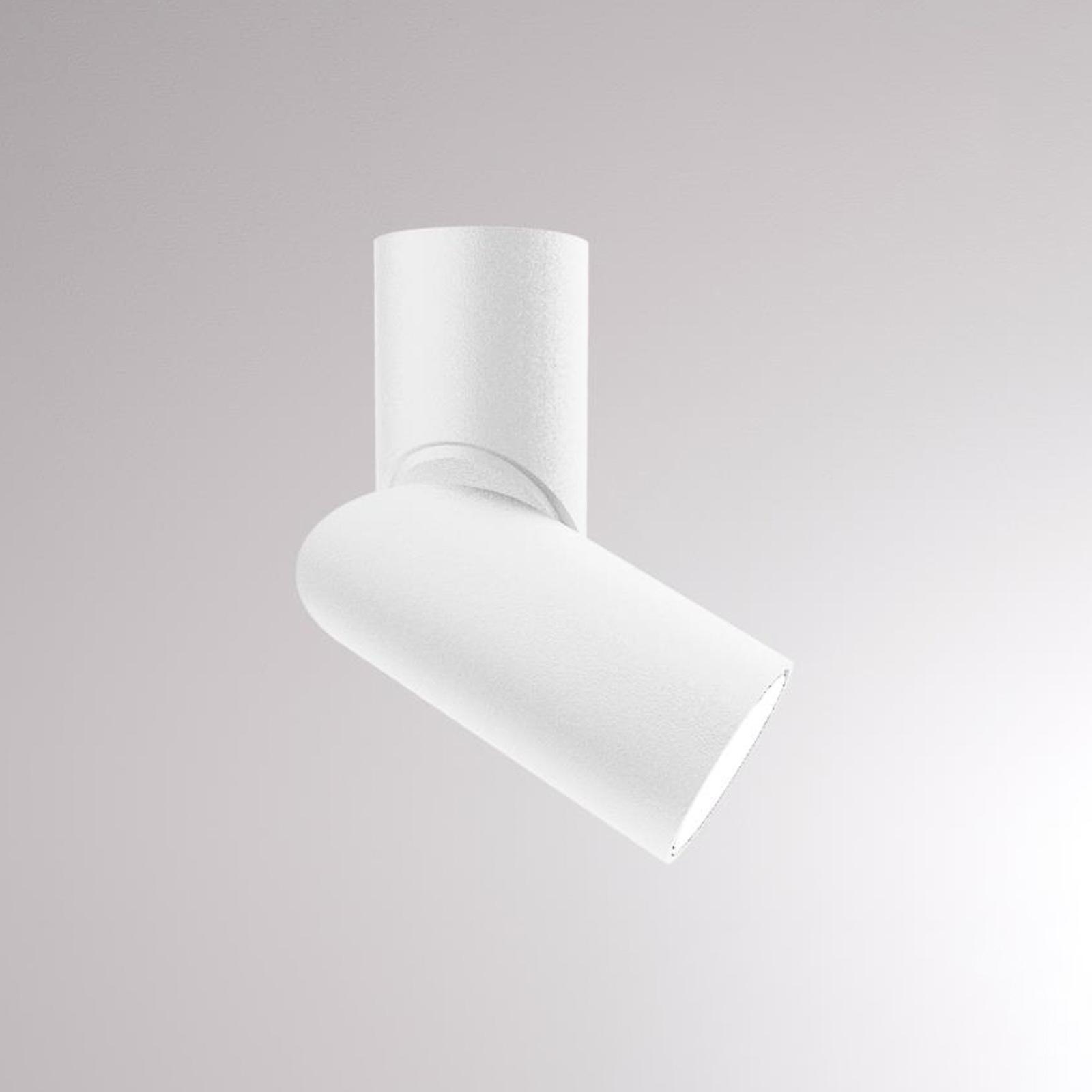 LOUM Turn 4 LED-Deckenspot weiß