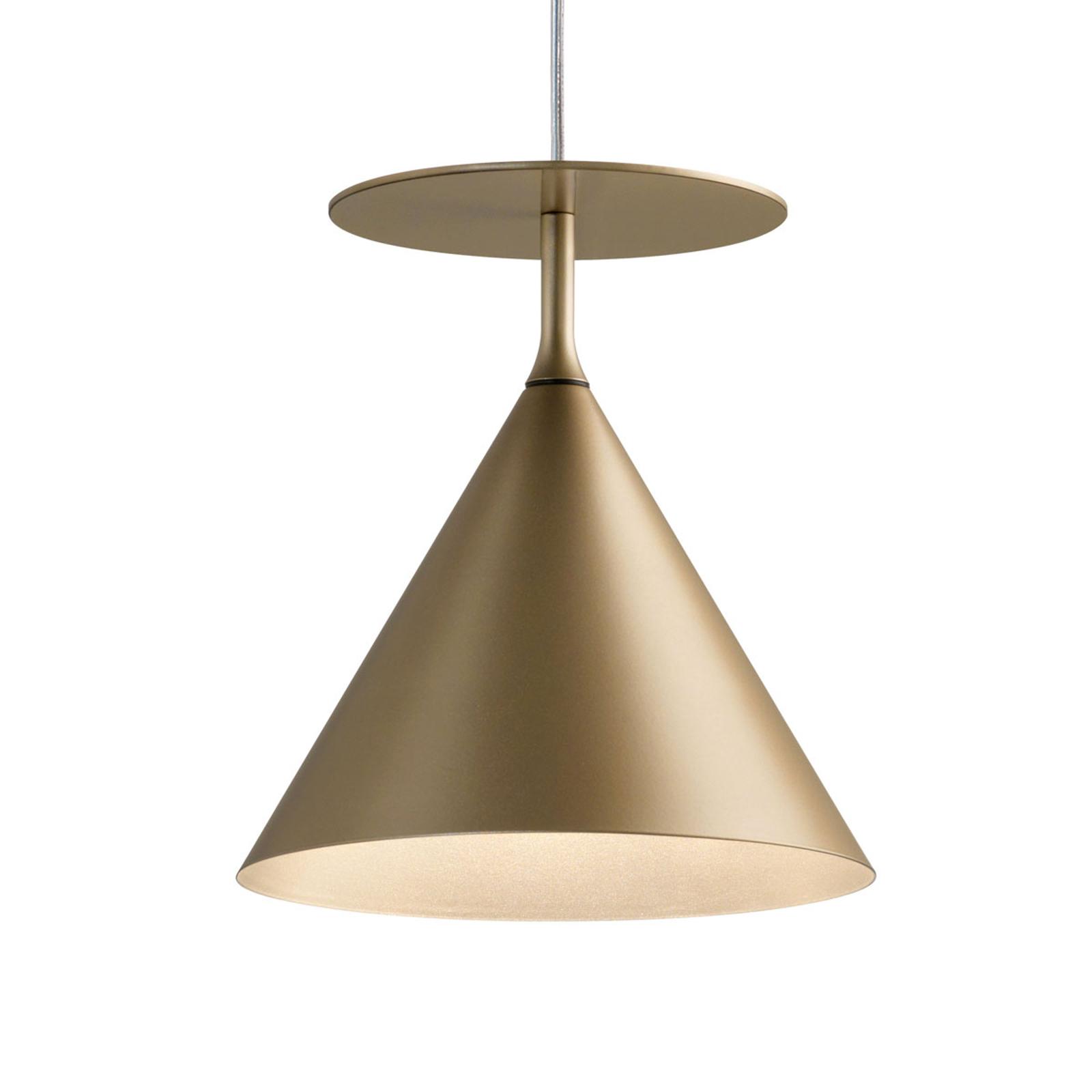 Modo Luce ABC Single C hanglamp mat goud