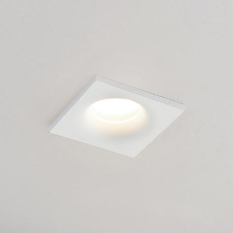 Arcchio Enia lampada incasso, angolare, bianco
