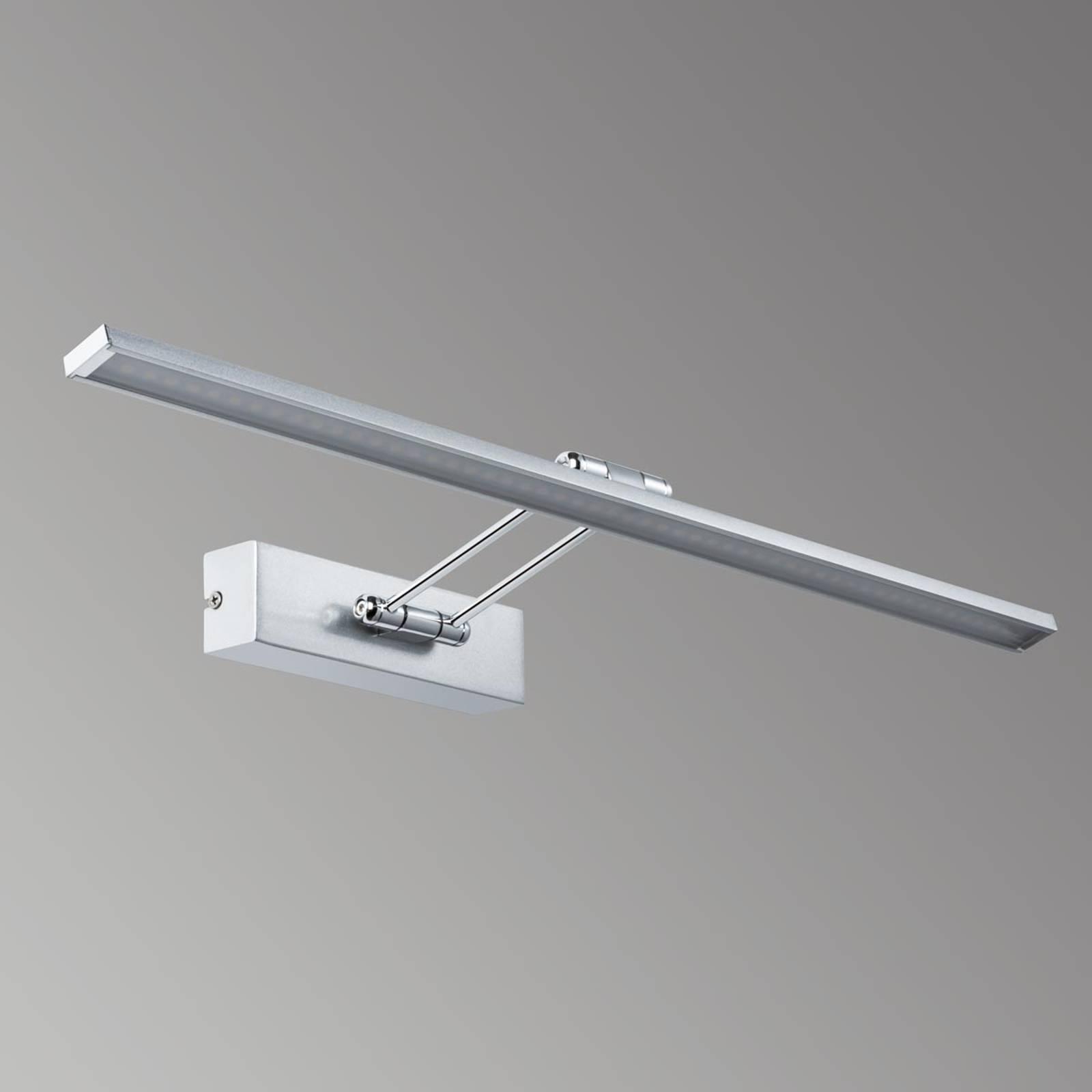 Applique LED Galeria Beam Sixty, nickel