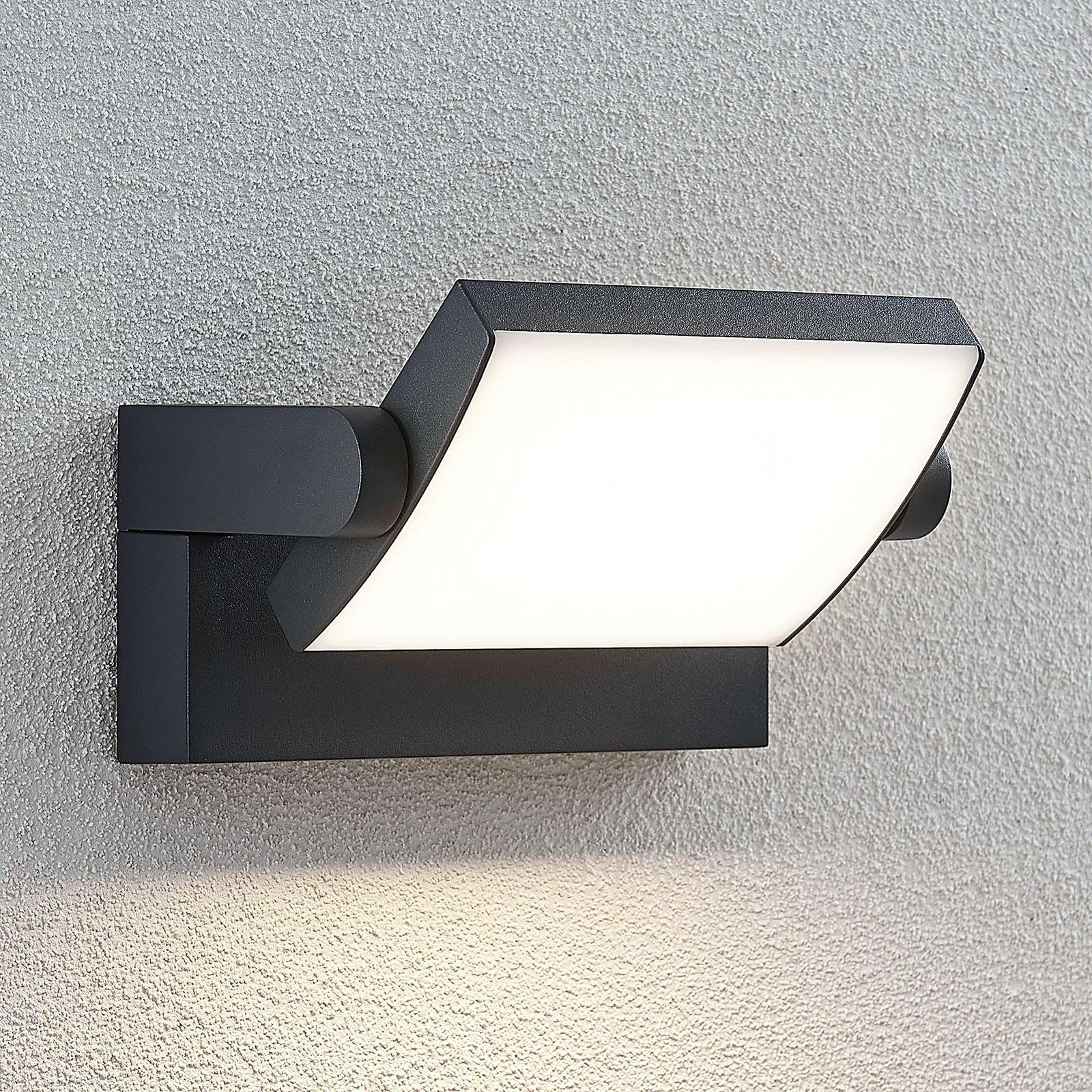 LED-Außenwandleuchte Sherin, drehbar