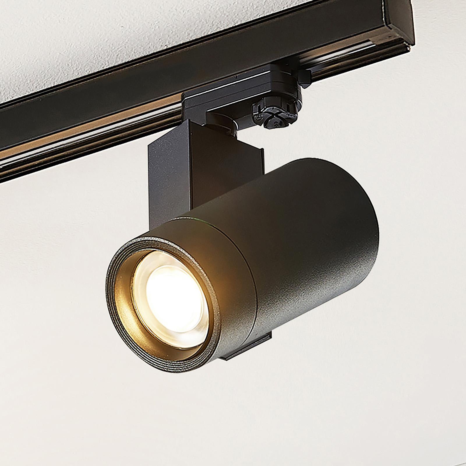 Arcchio Tede reflektor szynowy LED, 20-40°, 25,2 W
