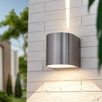 LED-väggspot Lenis ljusutsläpp smalt brett
