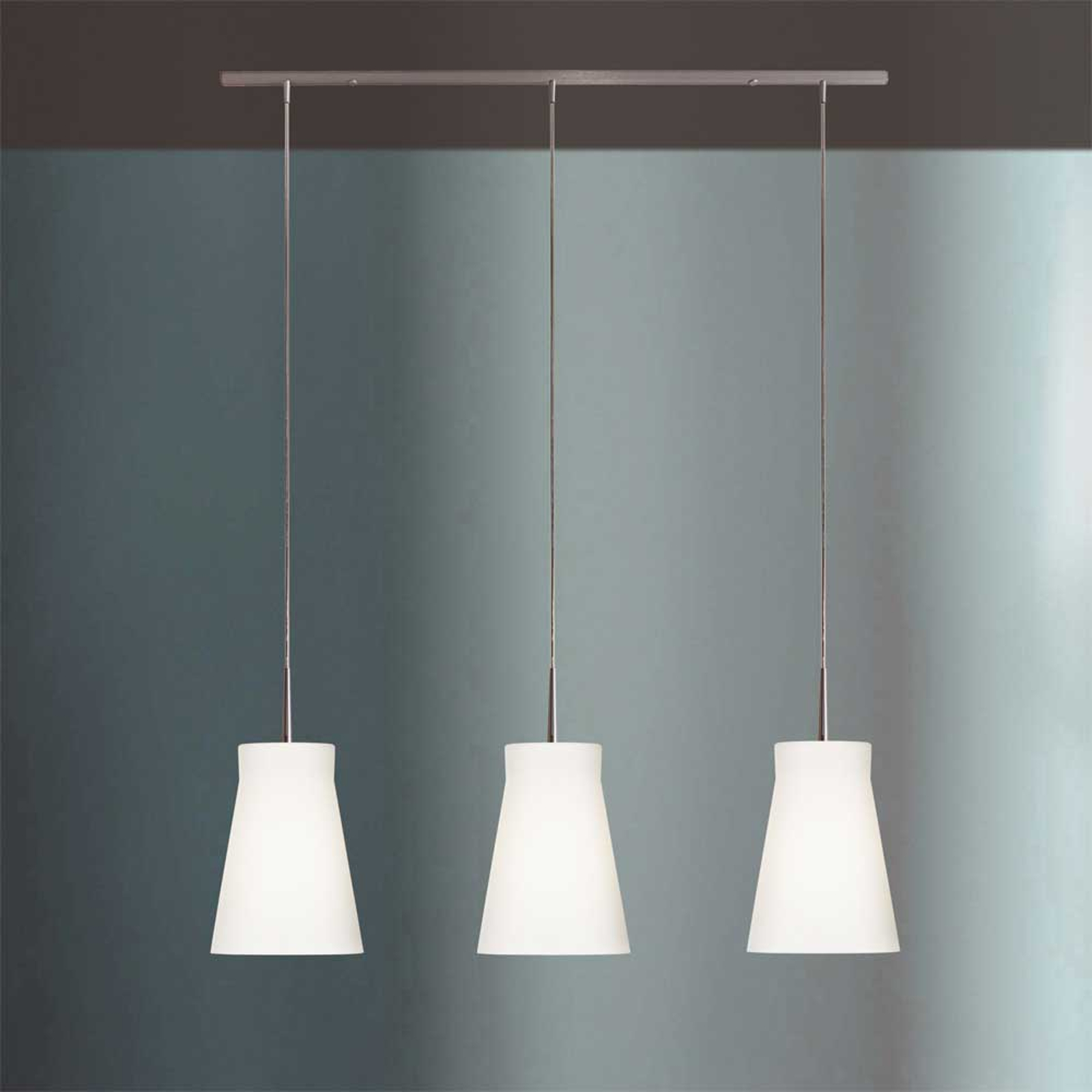 MOMO- 3-lichts hanglamp