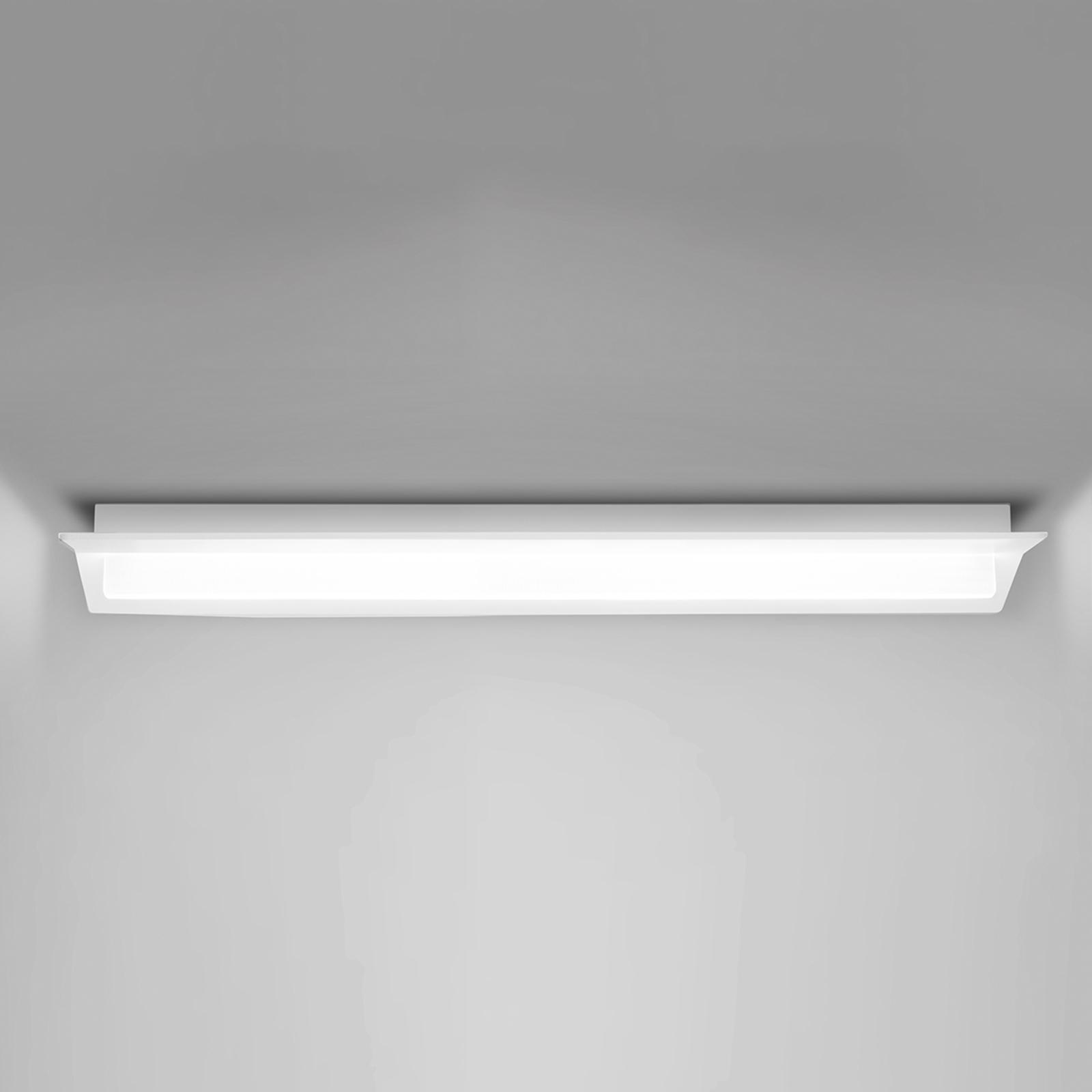 LED-Deckenleuchte Flurry, 100 cm, weiß
