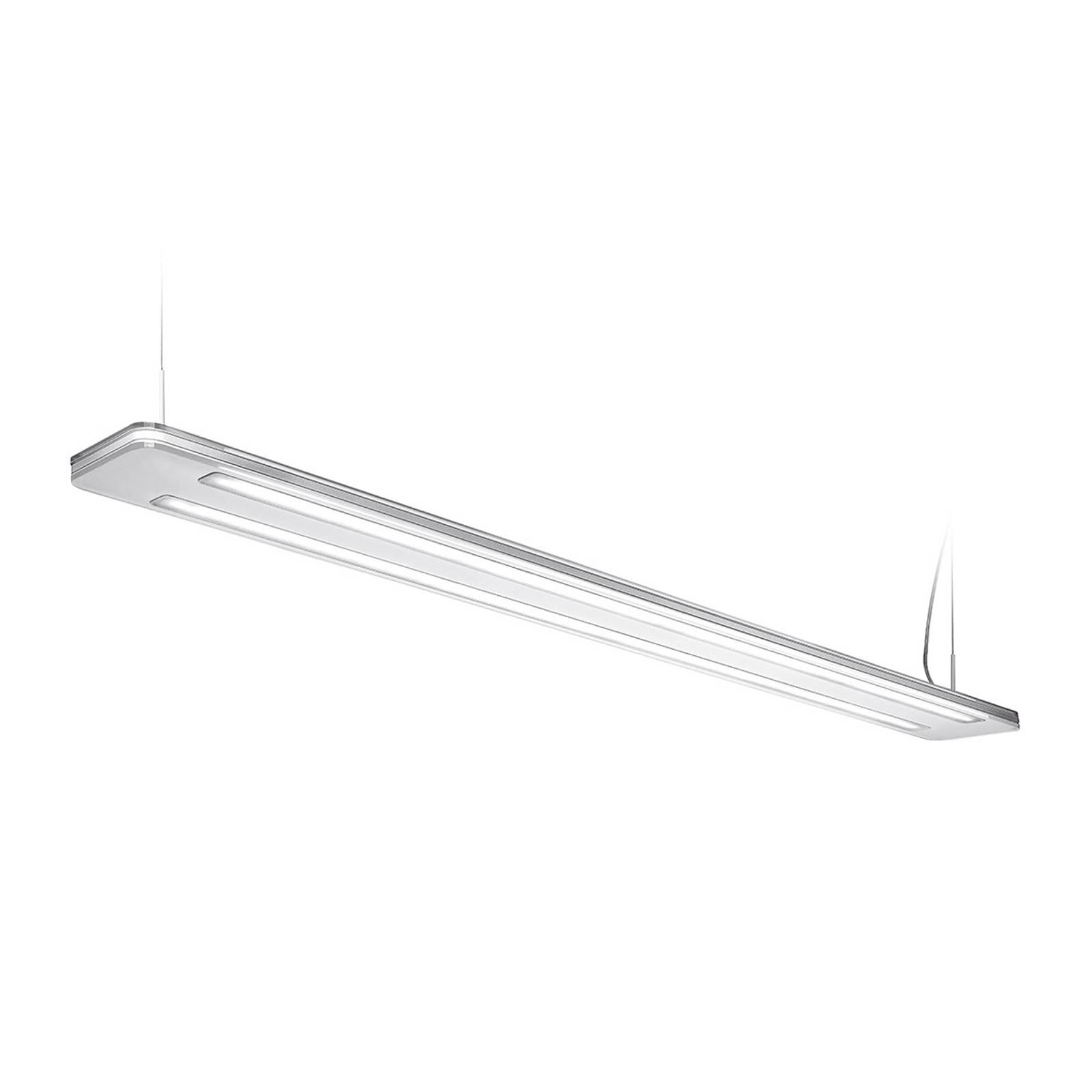 LED-Pendelleuchte Trentino II, 83 W, weiß