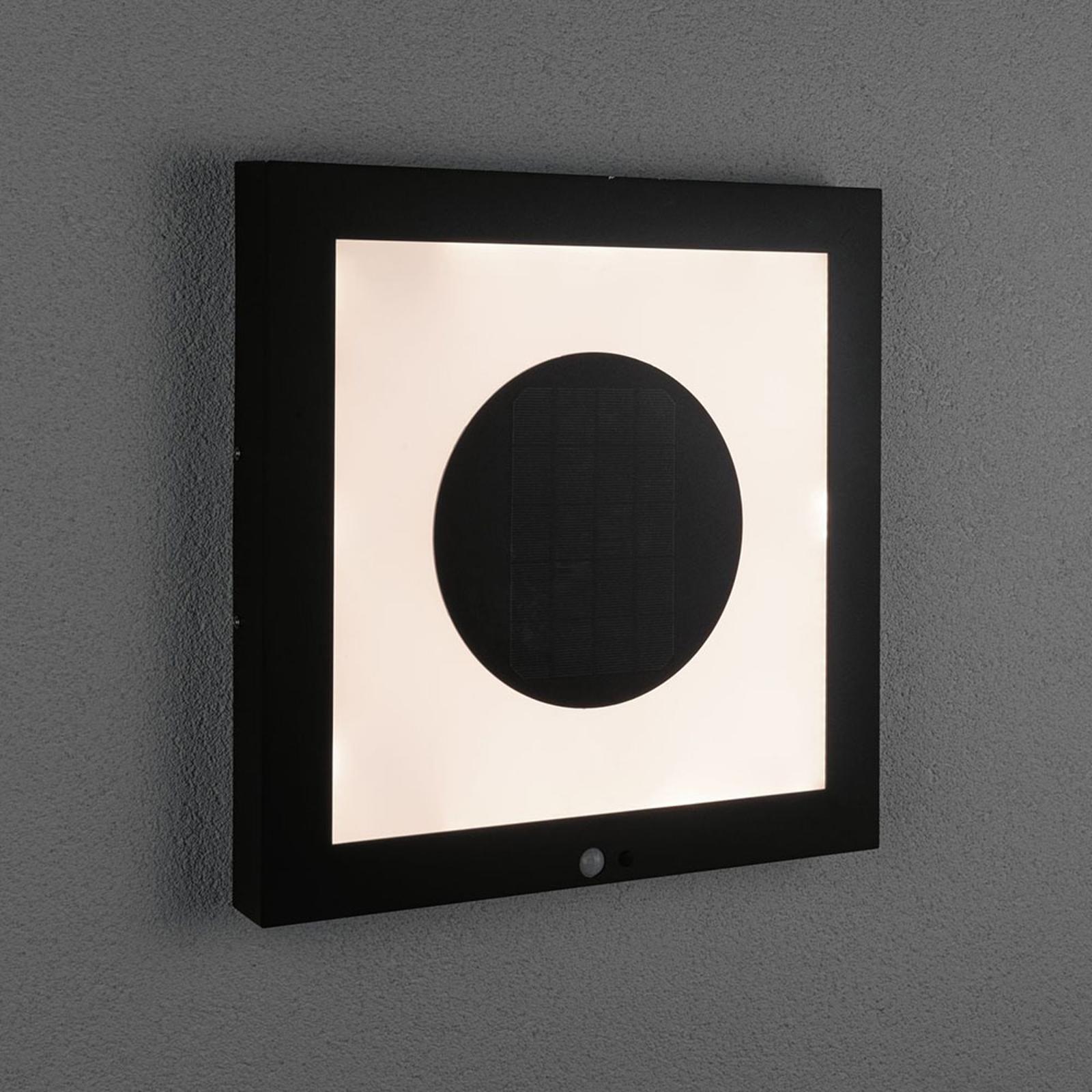Paulmann panel solarny LED Taija czujnik 40 x 40cm
