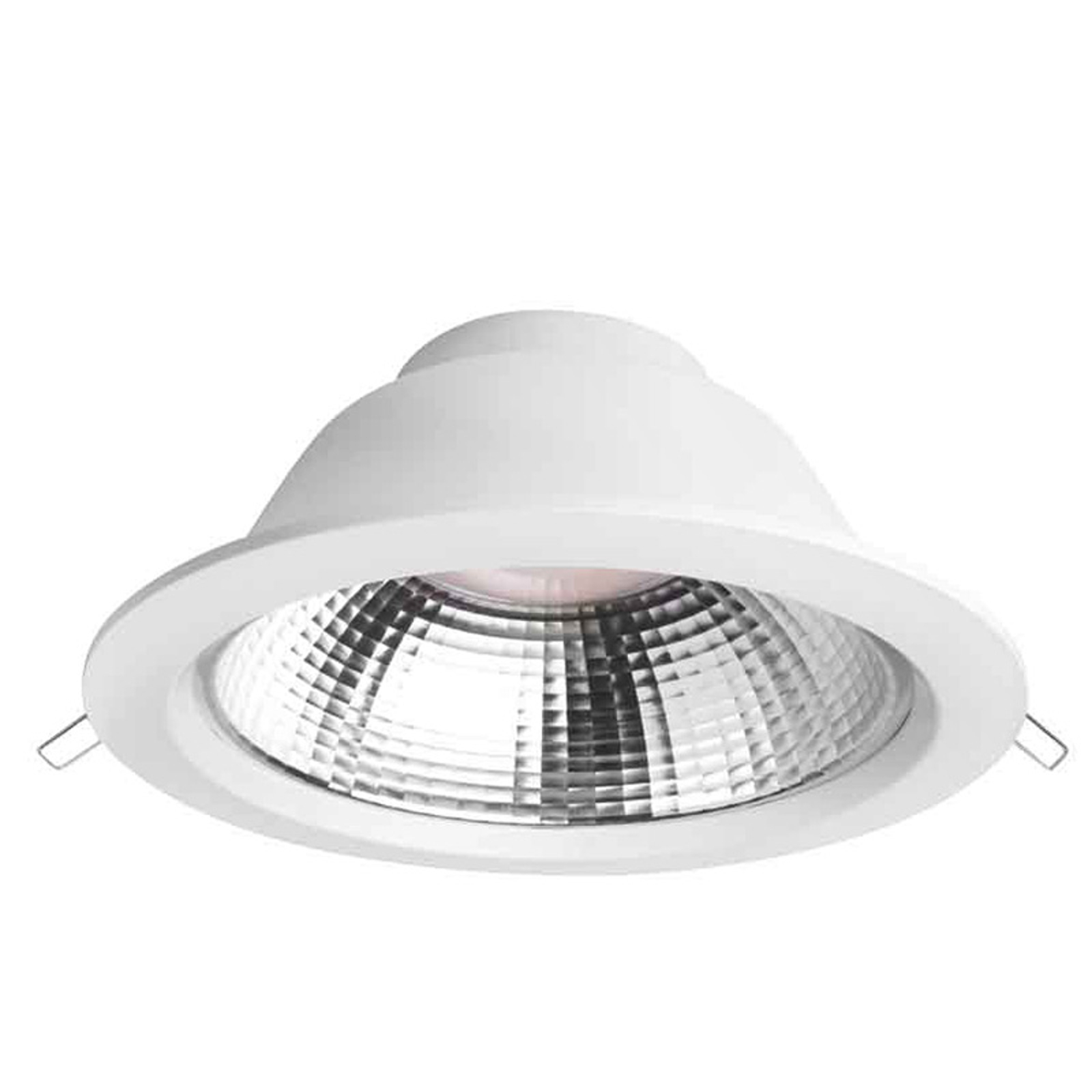 Siena LED-downlight lyssterk 19W