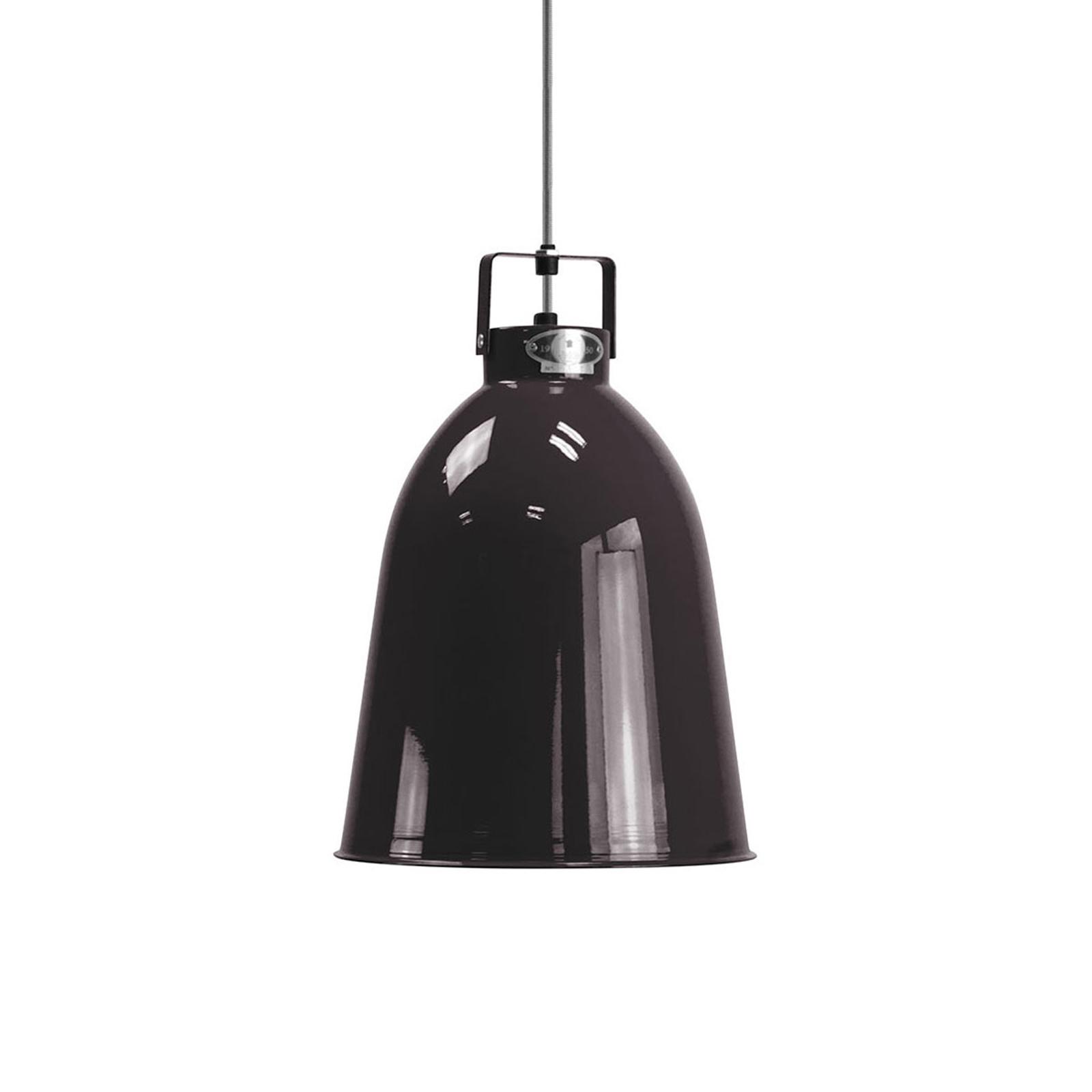 Jieldé Clément C240 Hängelampe schwarz glanz Ø24cm