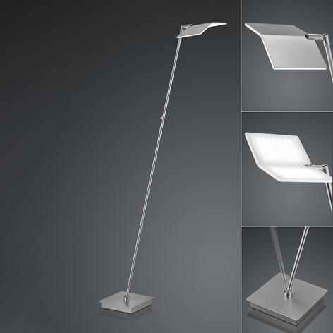 BANKAMP Book LED-Stehleuchte mit CCT und Dimmer