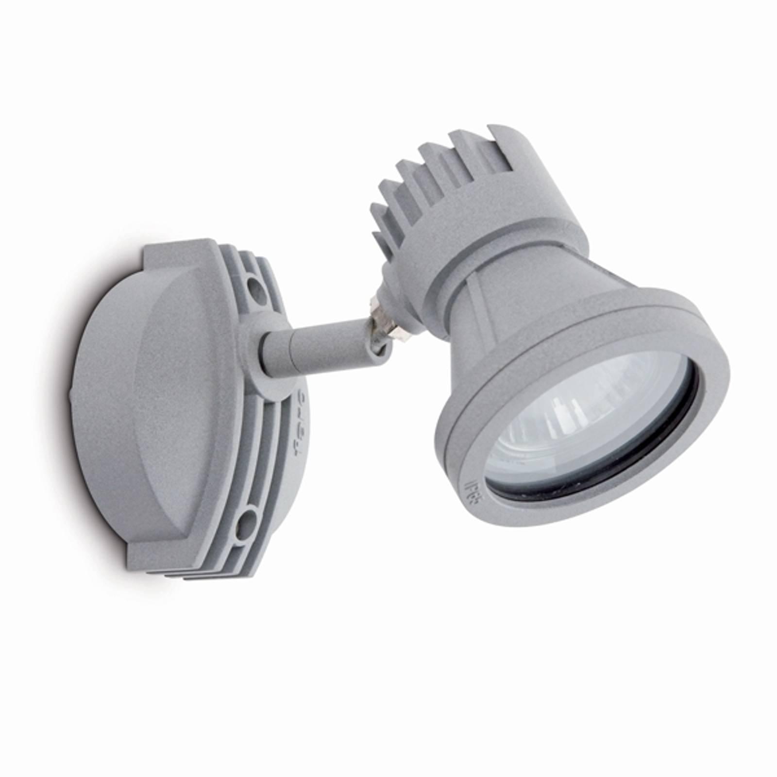 Praktyczna zewnętrzna lampa ścienna Mini-Project