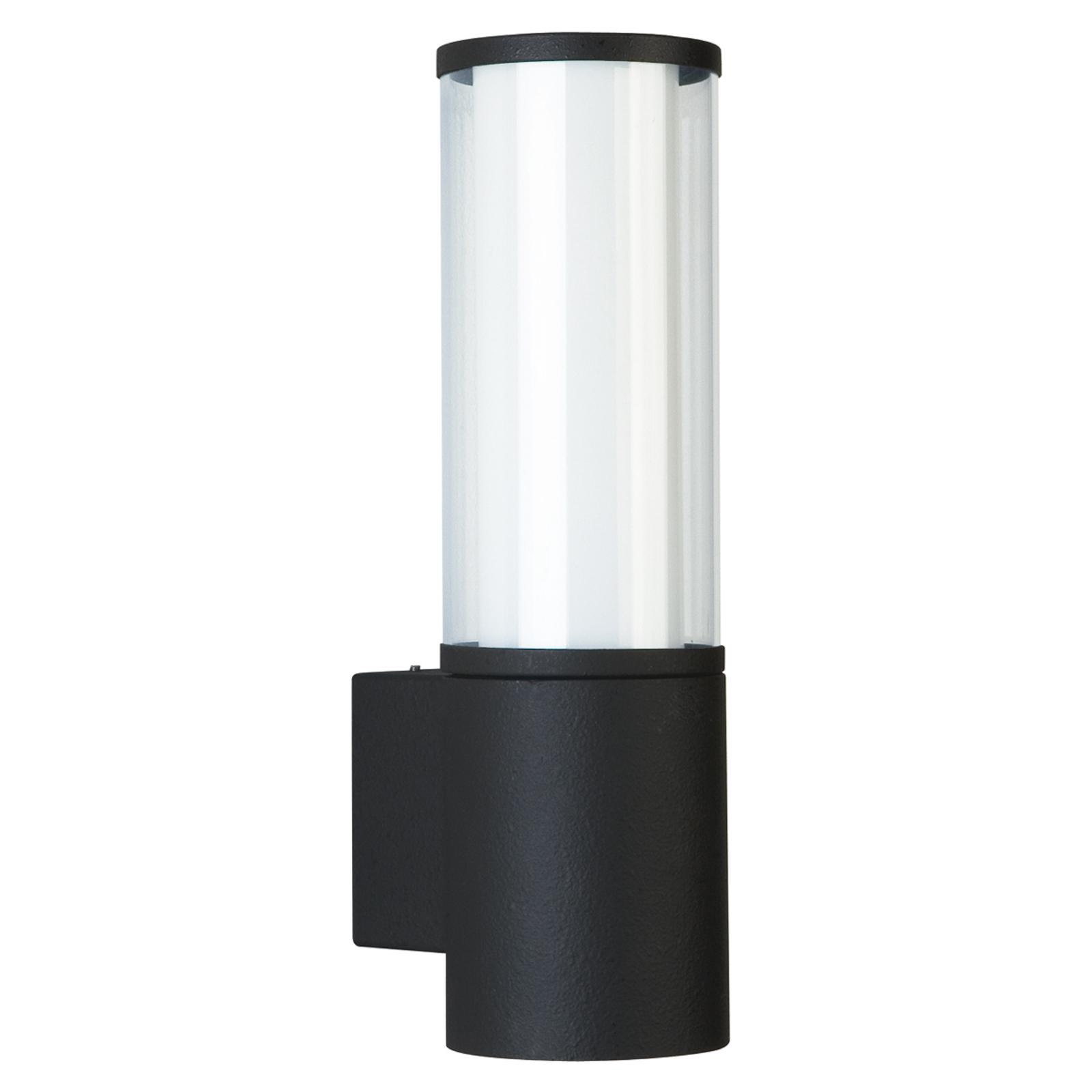 Moderne buitenwandlamp Giulia zwart
