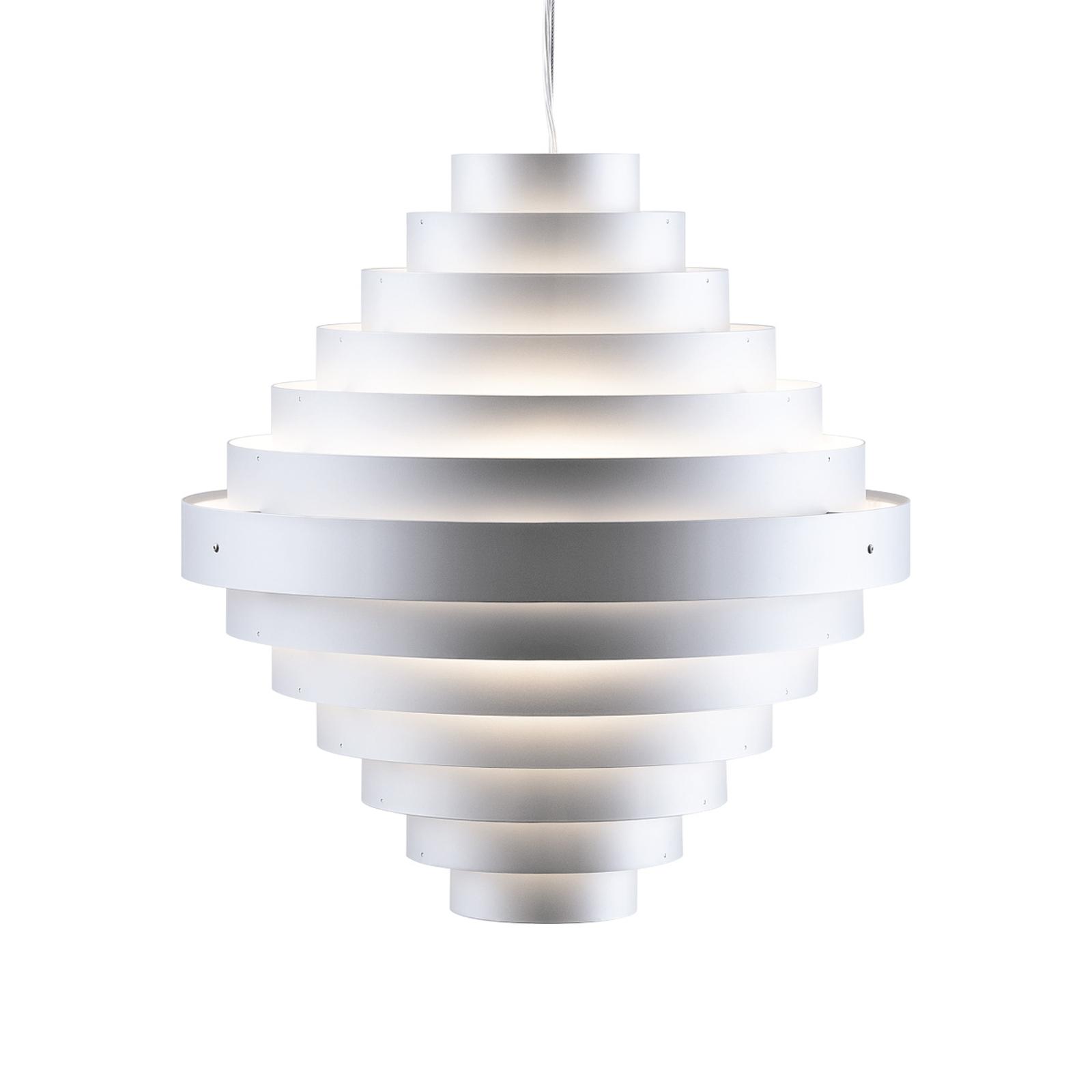 WEVER & DUCRÉ J.J.W. 05 hængelampe, sølv