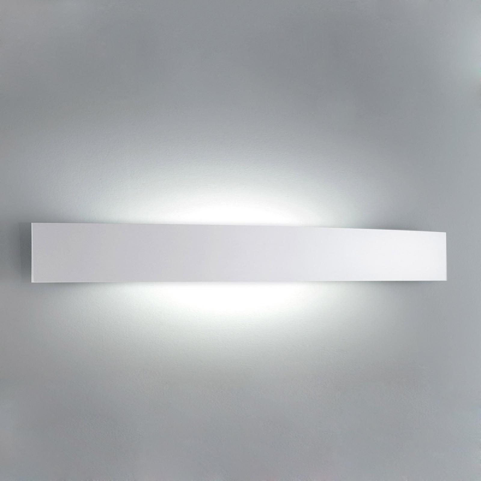 Fontana Arte Riga - Wandleuchte, 56 cm, weiß