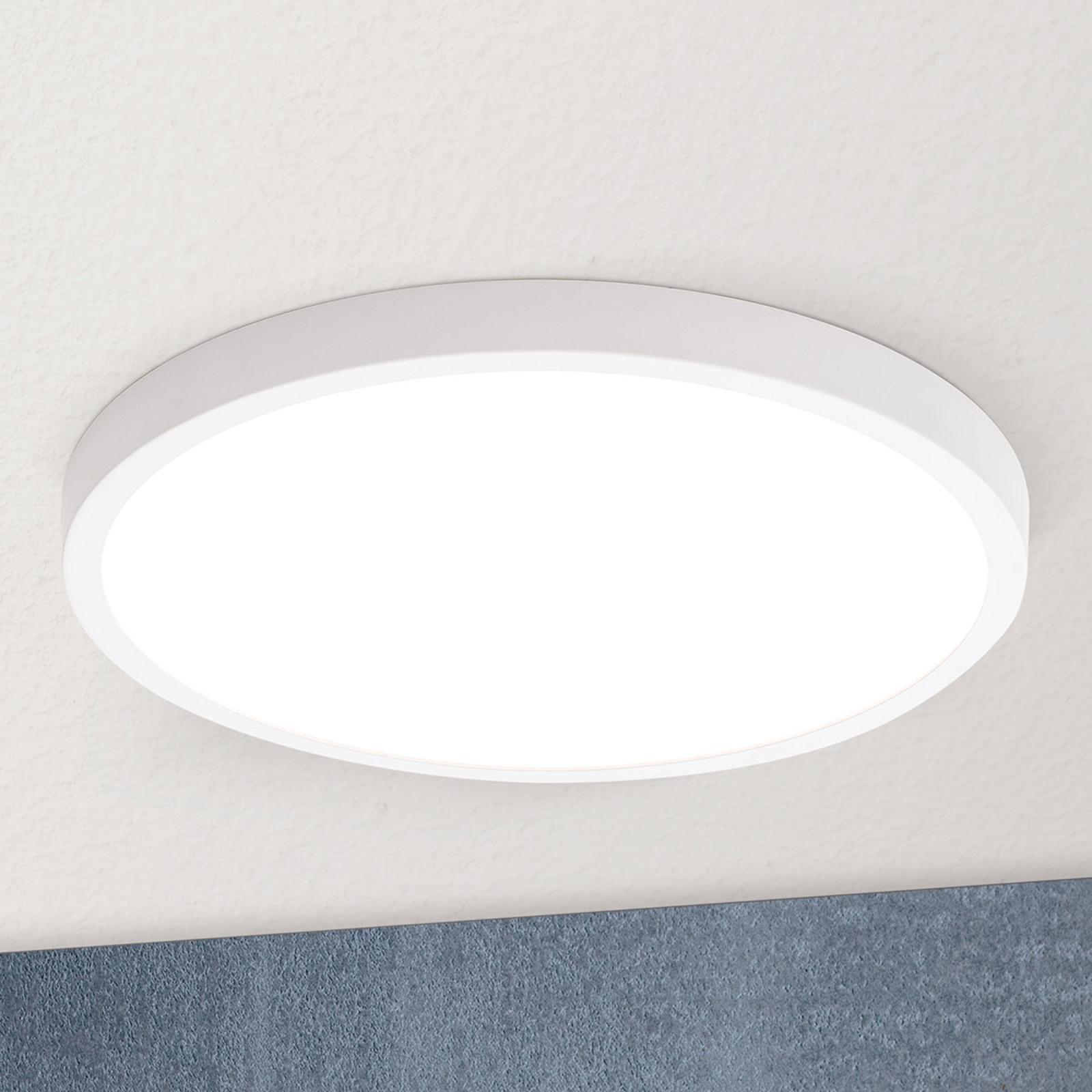 LED-Deckenleuchte Vika, rund, weiß, Ø 30cm