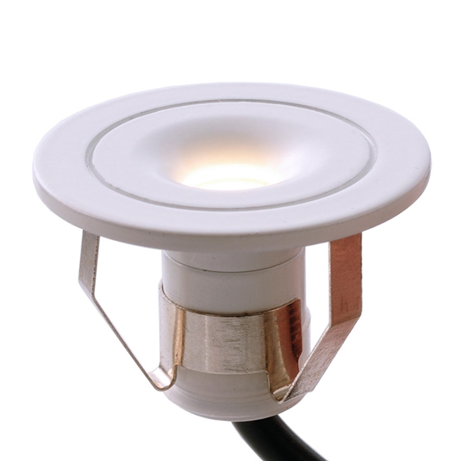 Kleine LED-Einbauleuchte Punto Lumi