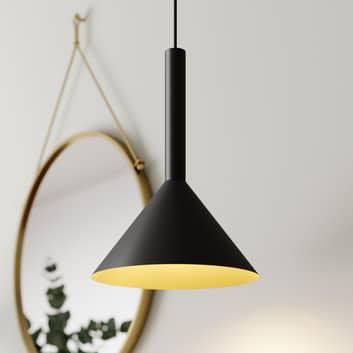 Arcchio Tadej lámpara colgante 1 luz 30 cm dorada