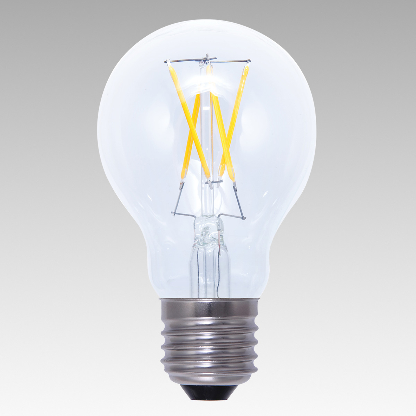 E27 4 W 926 LED bulb dimmable clear warm white_8536064_1