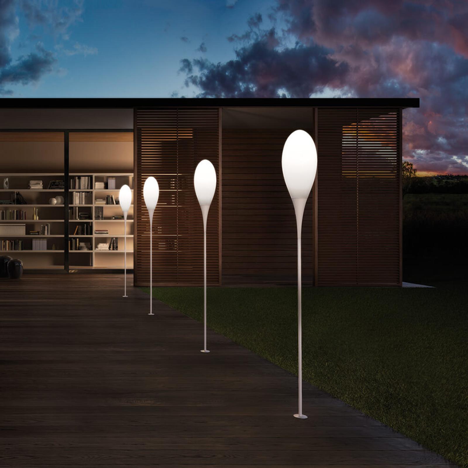 Borne lumineuse moderne Spillo