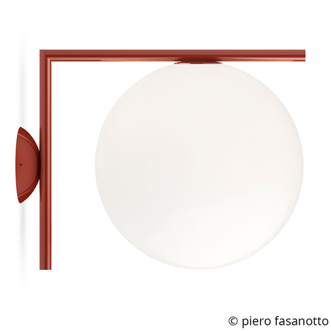 FLOS IC C/W2 wandlamp Ø 30 cm