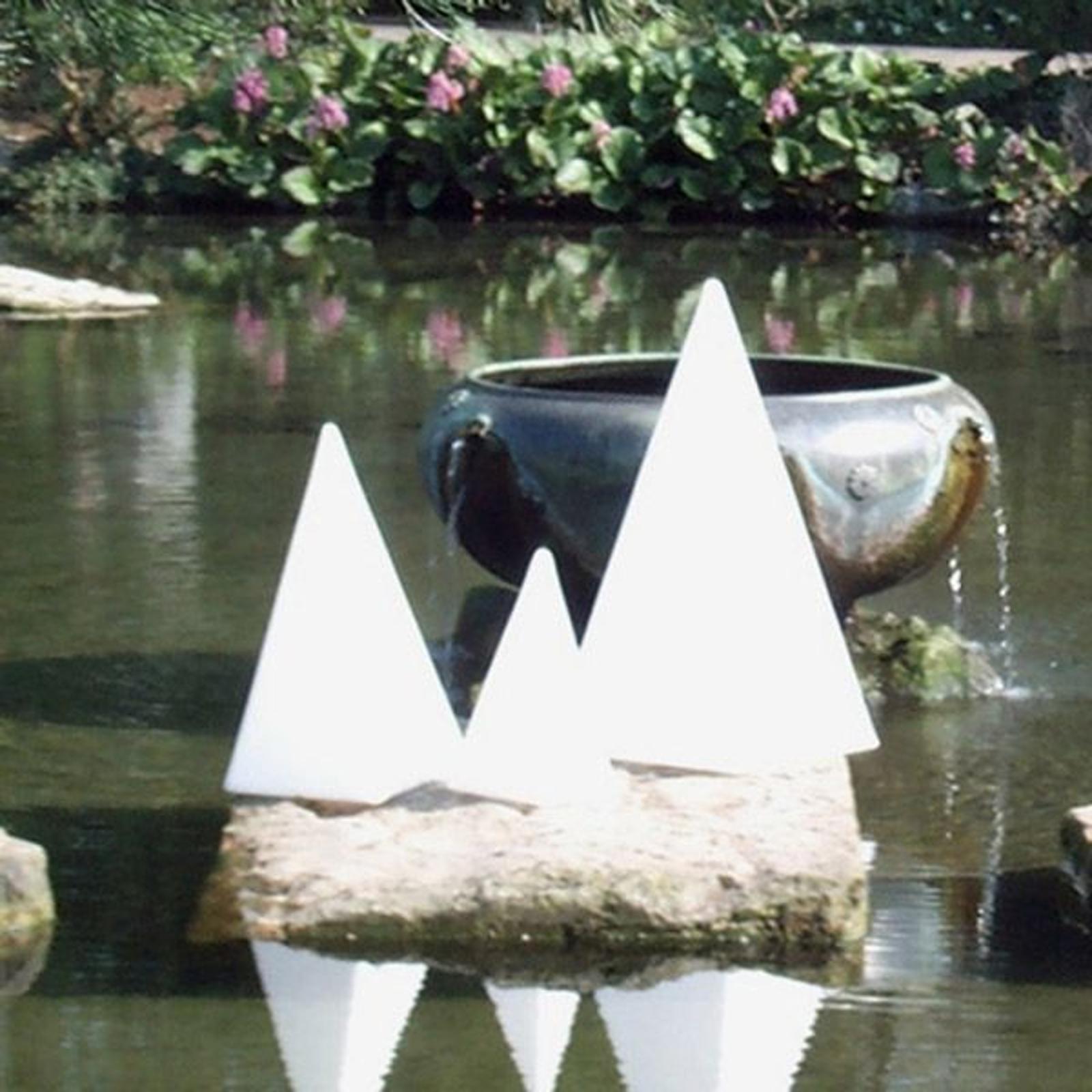 Vysokokvalitná pyramída s gumovým pripojením 36cm