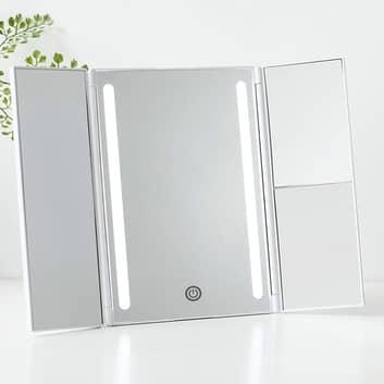Pauleen Chic Glamour Mirror LED zrcátko na líčení