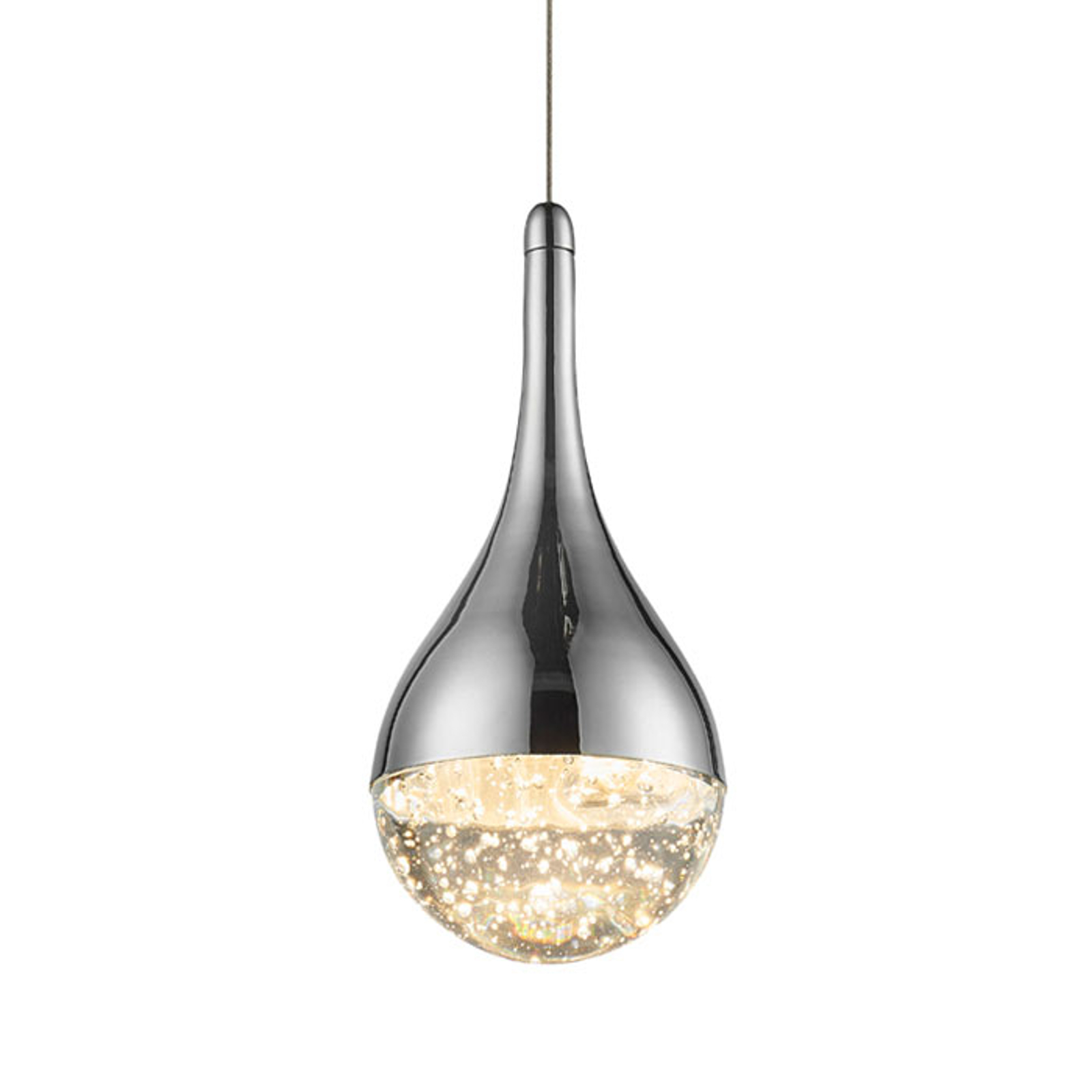 LED hanglamp Elie, 1-lamp