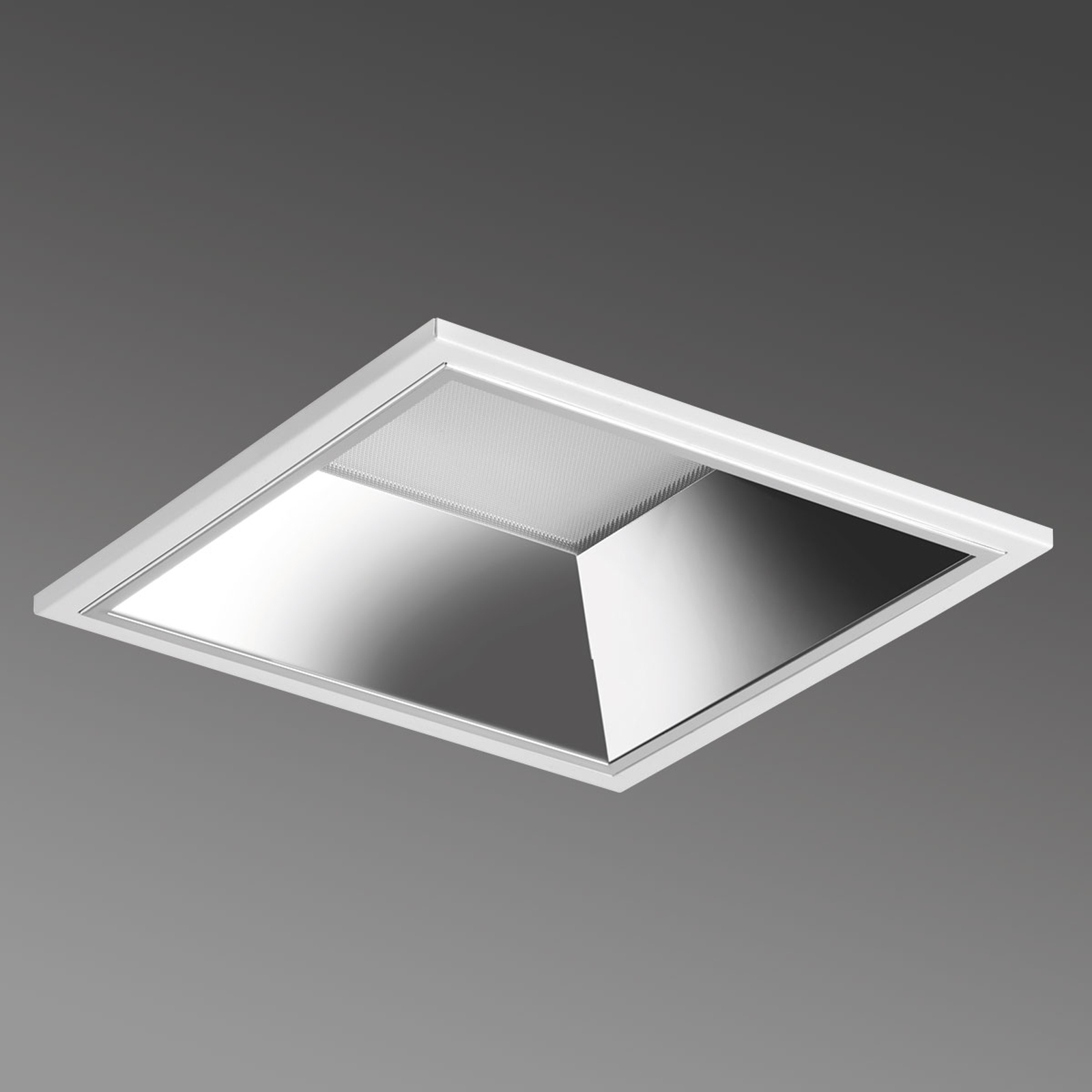 LED-Einbauleuche Noviel L PRE 85°, 33W, 3.000K