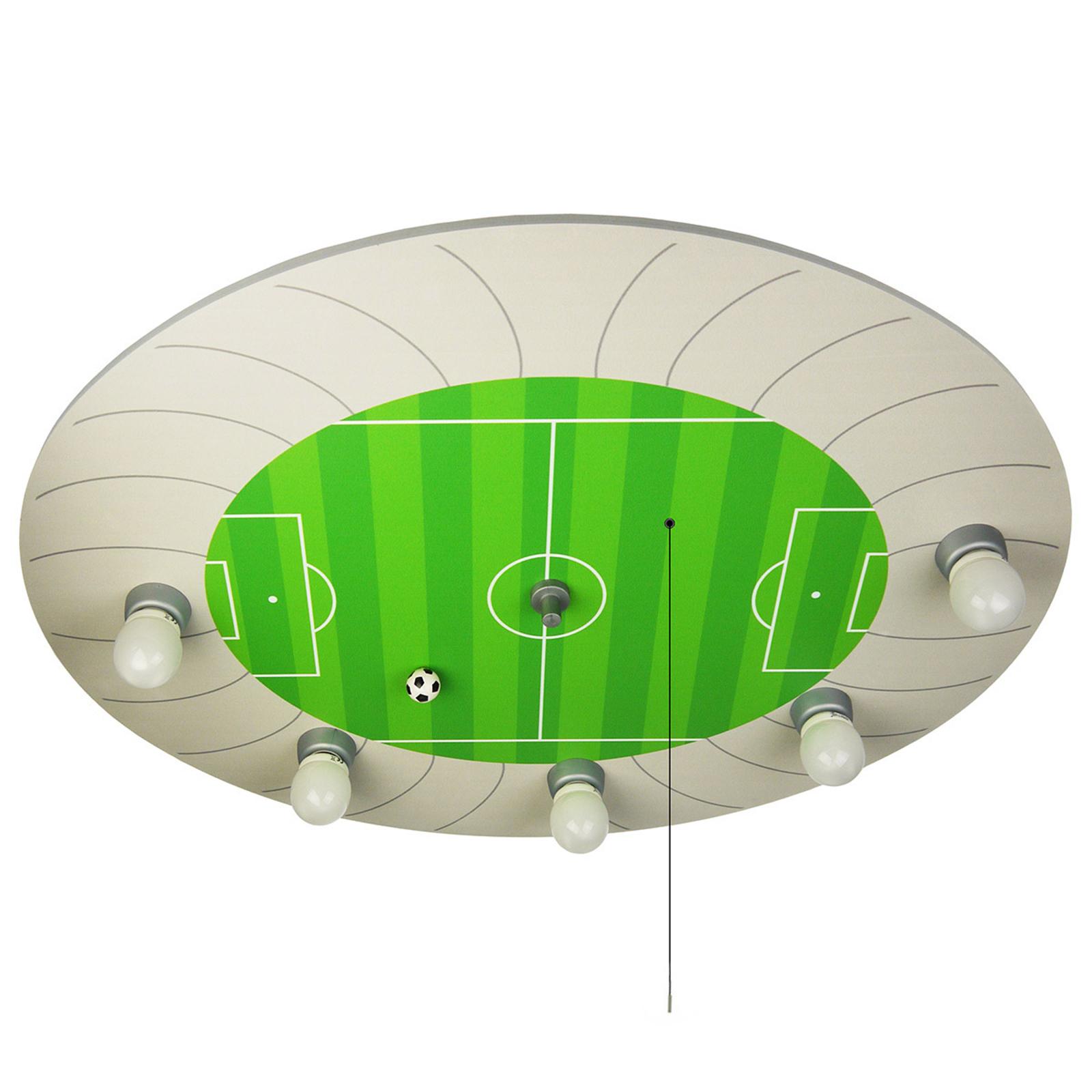 Fußballstadion Deckenlampe mit Alexa-Modul