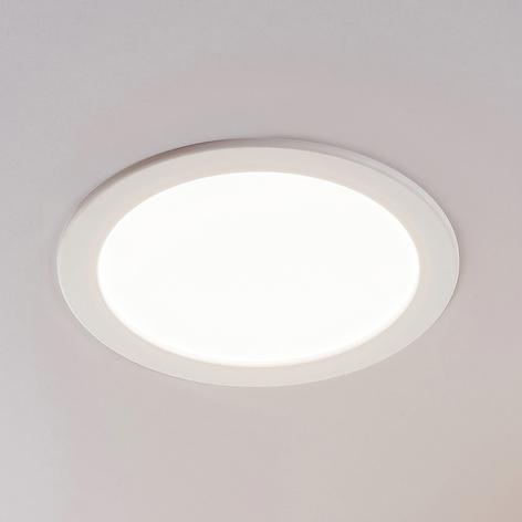LED inbouwspot Joki wit 3.000K rond 24cm