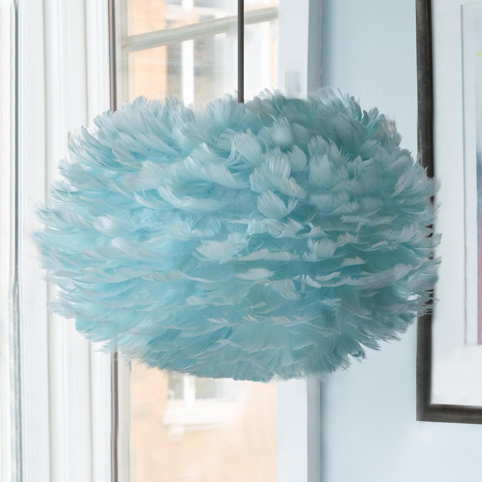 UMAGE Eos mini lámpara colgante azul claro Ø 35 cm