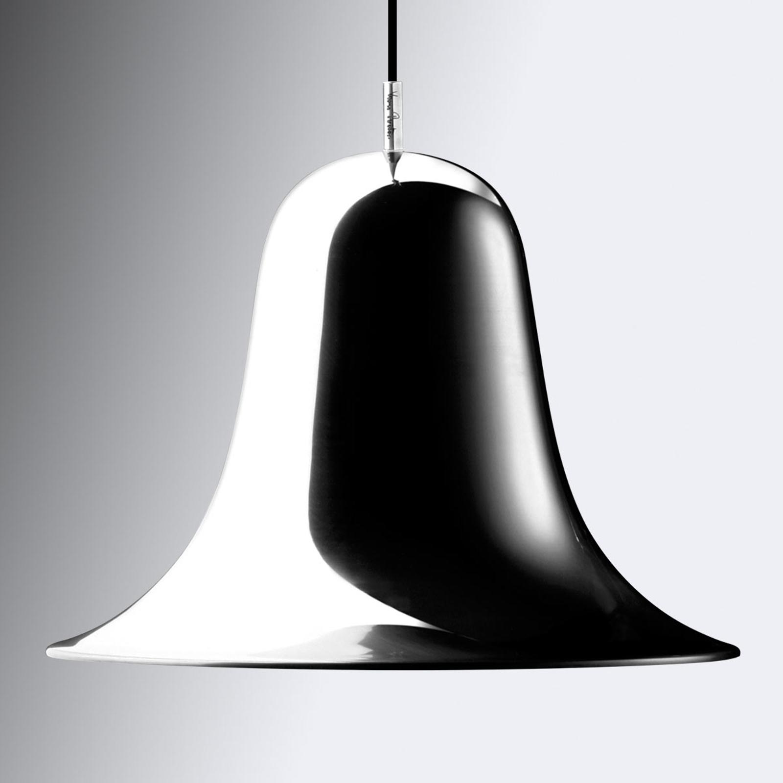 VERPAN Pantop Hängeleuchte, Ø 30 cm,chrom glänzend