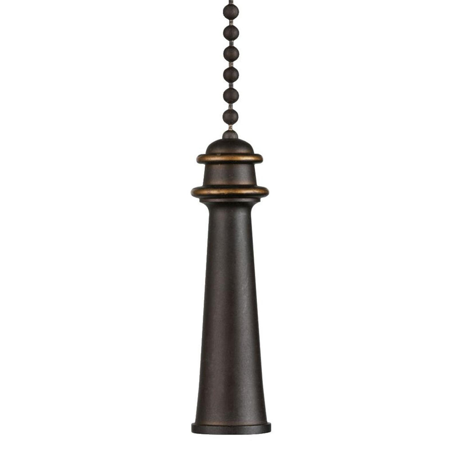 Westinghouse Pokal - bronzefarvet trækkæde