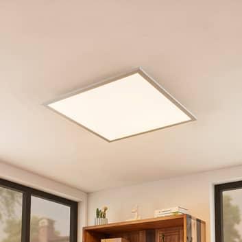 Lindby Kjetil LED stropní panel 62 x 62 cm