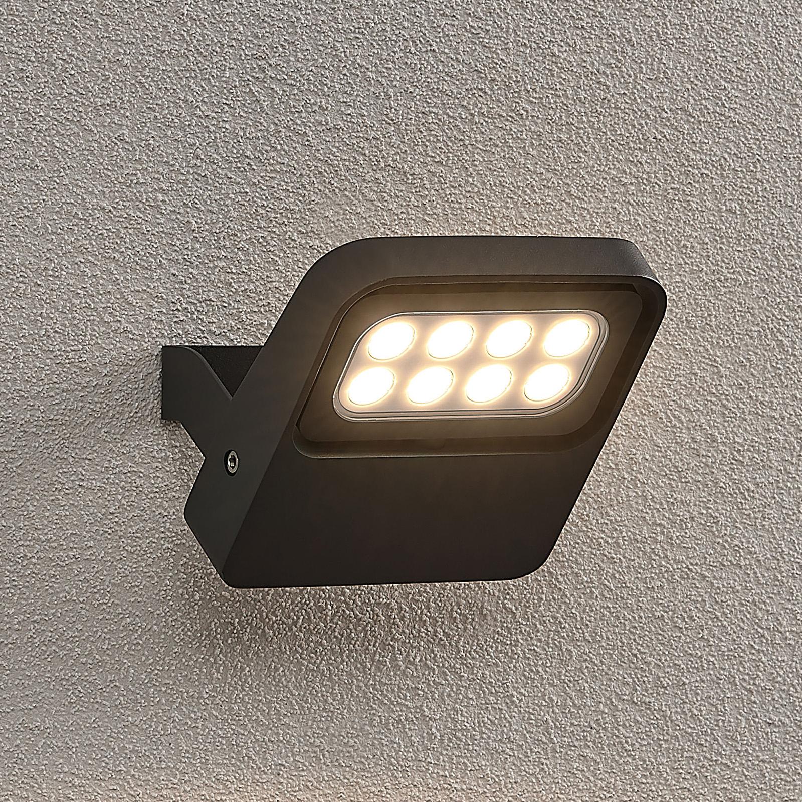 Lucande Kyrilo LED-buitenspot, 7,5 W