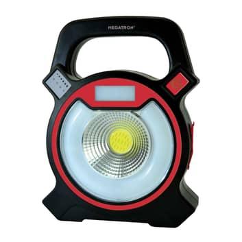 LED spot Helfa S met accu, 2 x 3 W