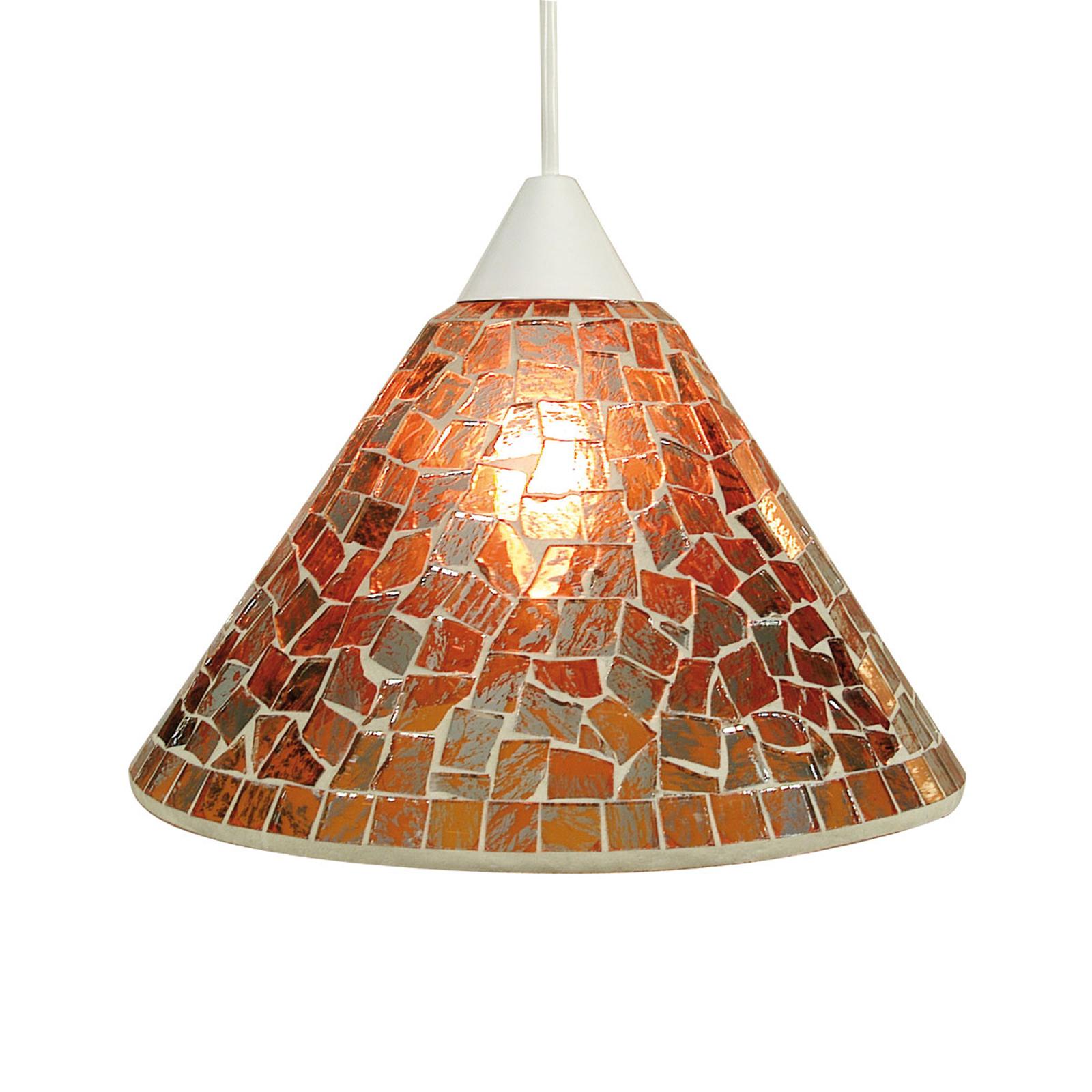 Lampa wisząca Jana w stylu orientalnym Ø 28,5 cm