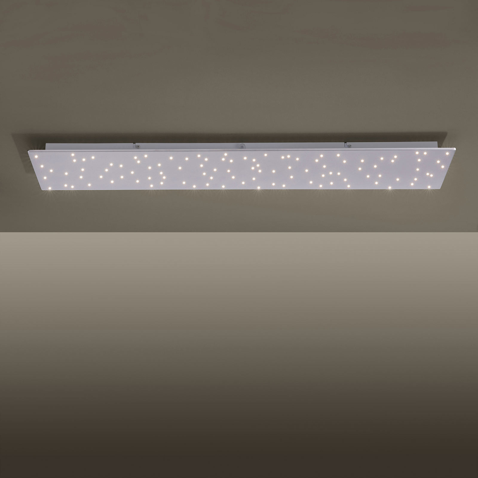Lampa sufitowa LED Sparkle, tunable white 100x25cm