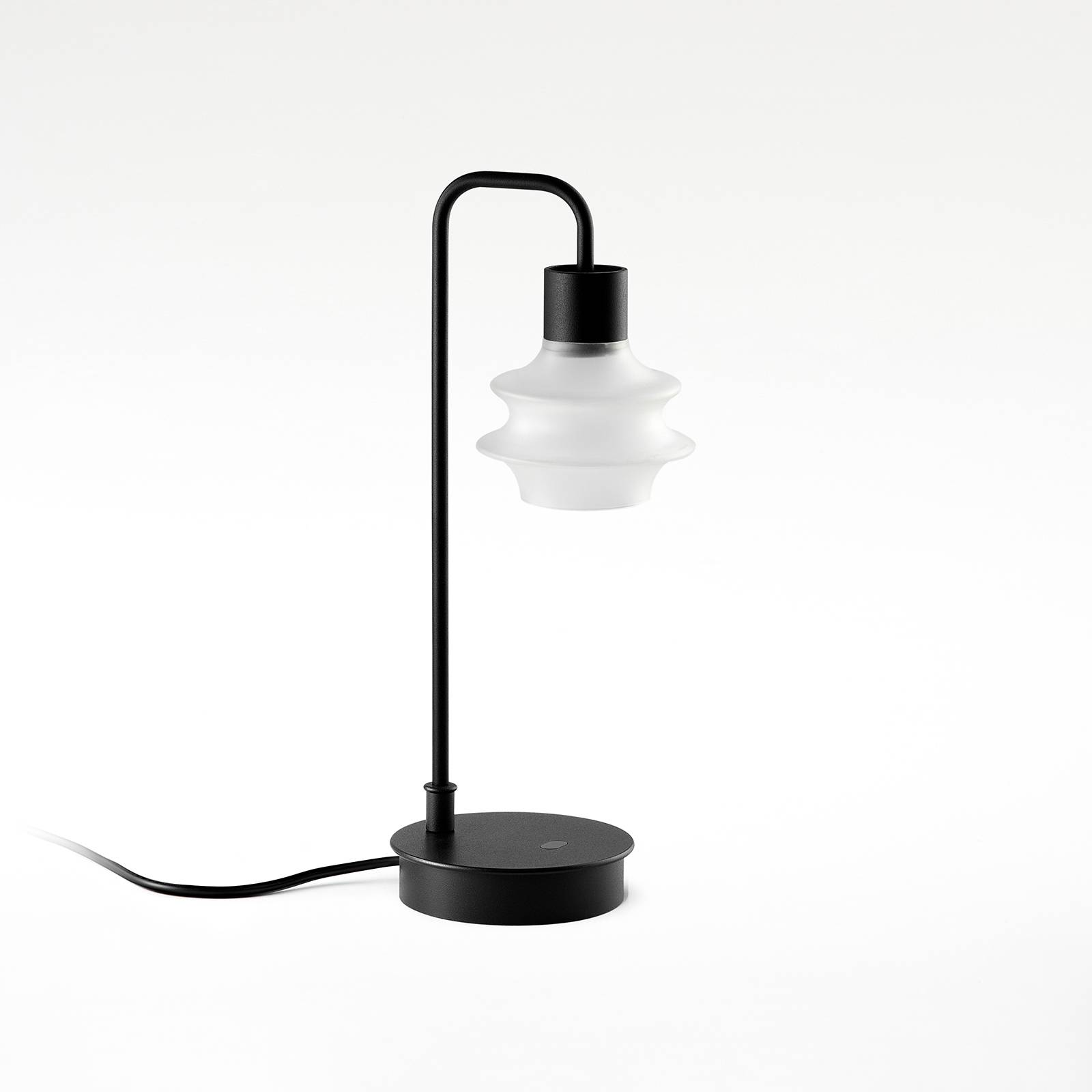 Bover Drop M/36 lampe à poser LED mate-blanche