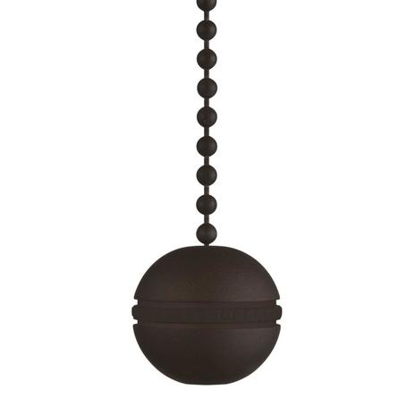 Westinghouse kulka – łańcuch do wentylatora, brąz